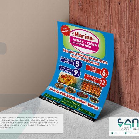 urfa matbaa el ilanı döner el ilanı lokanta el ilanı marine el ilanı tasarım