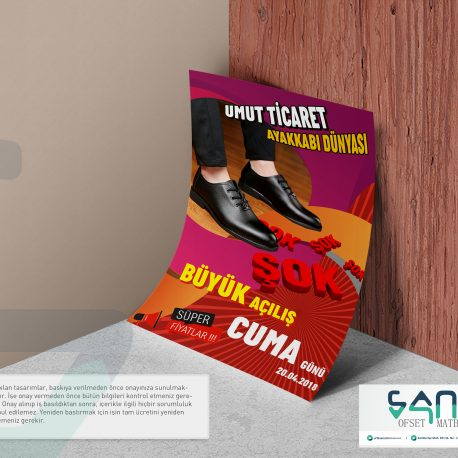 urfa el ilanı ayakkabı el ilanı urfada matbaacı urfa uygun matbaa ayakkabı broşür özel tasarım